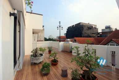 Brand new and very morden house for rent in Tay Ho district