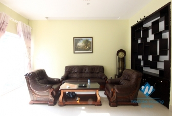 In Ciputra Hanoi, 04 bedrooms villa for rent