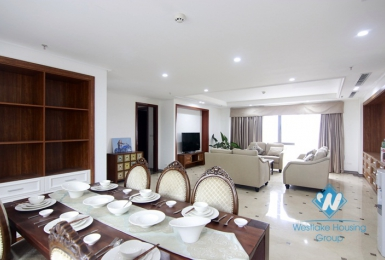 A new and nice apartment for rent in Ba dinh, Ha noi