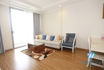 Super stylish and modern apartment for rent on Vimhome Nguyen Chi Thanh, Ha Noi