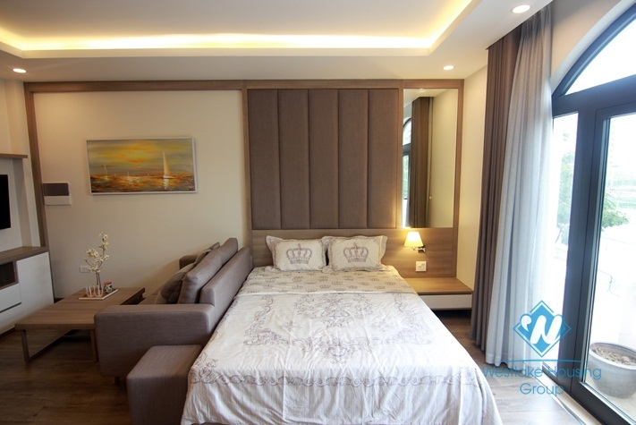 A brandnew apartment for rent in Cau Giay, Ha noi