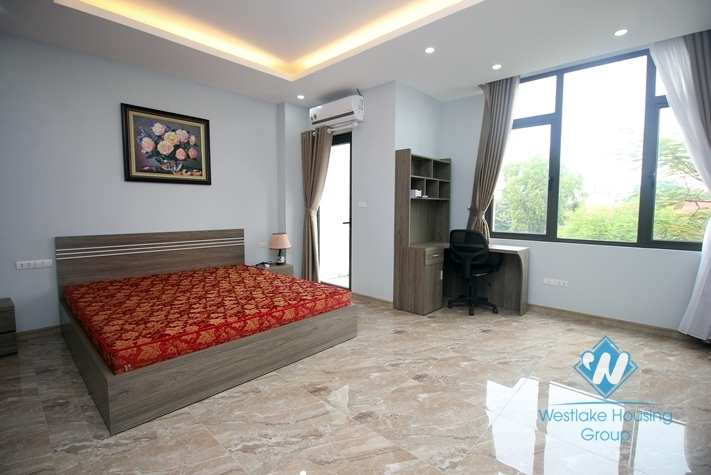 A newly apartment for rent near Royal City, Ha Noi