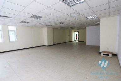 Office for rent in Kim Ma, Ba Dinh, Hanoi