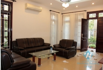 Cozy house available for lease in Ciputra, Tay Ho, Hanoi