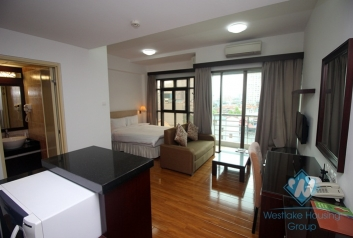 Studio Serviced apartment for rent in Pan Horizon, Cau Giay, Hanoi