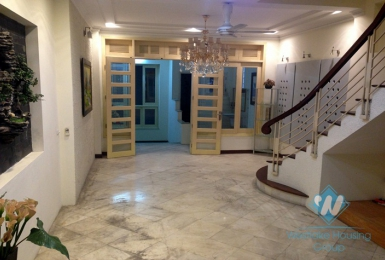 Big size house for rent in Ba Dinh, Hanoi