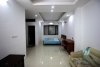 Serviced apartment for rent in Dao Tan st, Ba Dinh district, Ha Noi