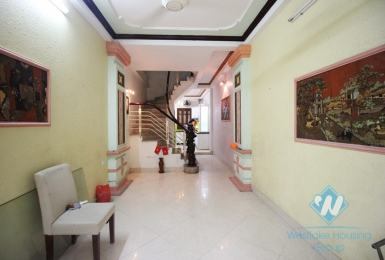 House for rent on Hoang Hoa Tham, Ba Dinh, Hanoi