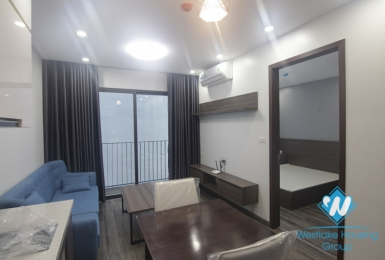 A morden and new apartment for rent in Tay Ho area