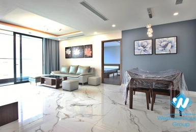 A brand new 03 bedroom apartment for rent in Sunshine city building, Tay Ho