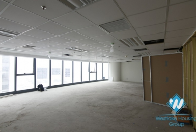 A luxury office for rent in FLC building, Cau Giay street, Cau Giay district