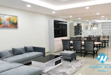 Three bedrooms apartment for rent in L5 building, Ciputra