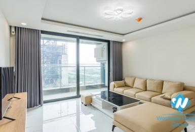 Three bedrooms apartment for rent in S1 building Sunshine,Tay Ho