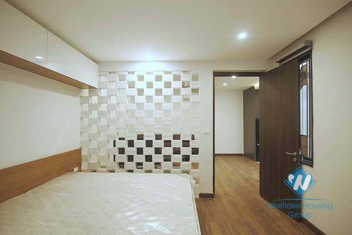 One bedroom apartment for rent in Van Ho 3, Hai Ba Trung area.