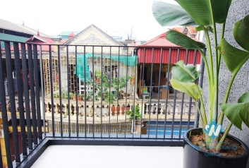 A Brandnew Studio for rent in Lac Long Quan st, Tay Ho district, Ha Noi