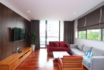 A Brandnew and Gorgeously 03 bedrooms apartment for rent in Tay Ho area.