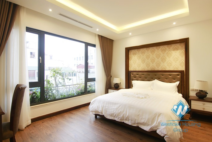 Good choice apartment for rent in Hoan Kiem district, Hanoi