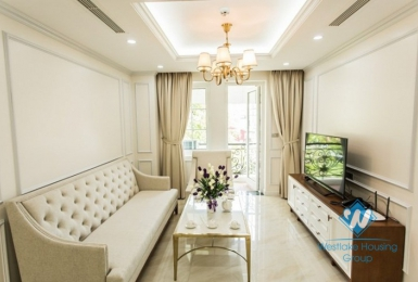 A gorgeous 2 bedroom apartment for rent in Hoan Kiem