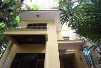 Cosy house for rent with cheap price in Nghi Tam, Westlake Tay Ho ,Hanoi