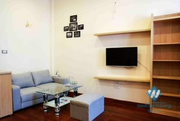 Modern studio apartment for rent in Cau Giay District, Hanoi