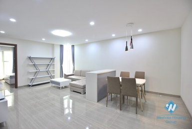 A brand new 3 bedroom apartment for rent in Ciputra L Tower