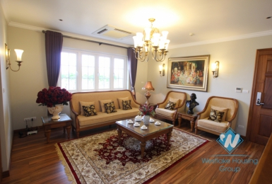 One bedroom luxury penthouse apartment for rent in Hai Ba Trung district