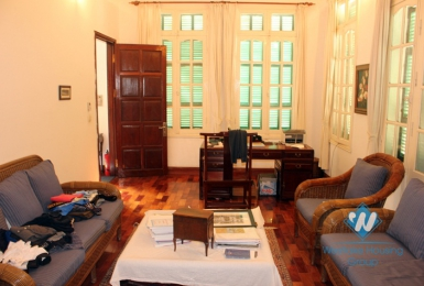 High quality house with 4 bedrooms and 4 bathrooms for rent in Westlake, Tay Ho, Hanoi