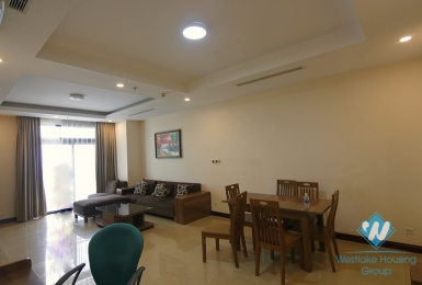 High floor two bedrooms apartment for rent in Royal City, Thanh Xuan, Ha Noi