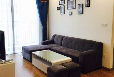 A good deal for 2 bedroom apartment for rent at Vinhome Gardenia