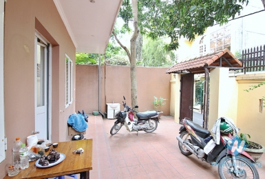A cozy 2 bedroom house for rent in Tu hoa, Tay ho, Ha noi