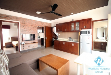 A cheap and spacious 1 bedroom apartment in Tay ho, Ha noi