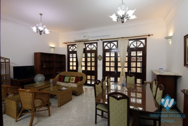 A spacious 3 bedroom house for rent in Ba dinh, Ha noi