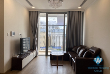 Good price for 2 bedroom apartment for rent in Vinhome Gardenia
