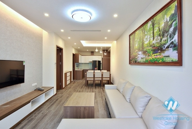 Newly 2 bedroom apartment with high quality furnitures in Tay ho, Ha noi