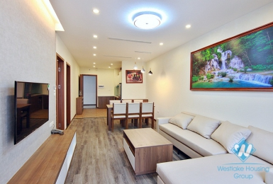 Brand new 1 bedroom apartment with high quality furnitures in Tay ho, Ha noi