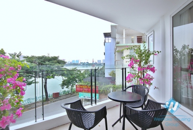Brand new and modern 3 bedroom apartment for rent in To ngoc van, Tay ho, Ha noi