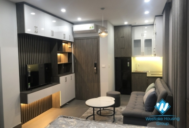 Studio apartment for rent, one bedroom, Bach Khoa University