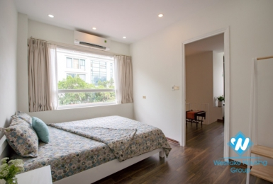 Nice 3 bedroom duplex apartment for rent near Hoan Kiem lake