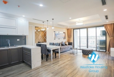2 bedroom apartment for rent at D 'Le Roi Soleil Xuan Dieu, Tay Ho.