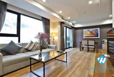 One bedroom apartment for rent at Ba Mau lake, Hai Ba Trung district