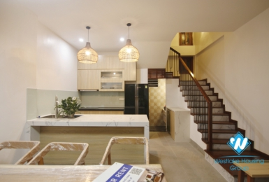 Newly completed 2 bedroom beautiful house for rent in Tay Ho