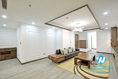 2 bedroom apartment with large area for rent in the center of Hai Ba Trung district