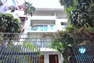 Lovely house full of natural light for rent in Tay Ho, Hanoi