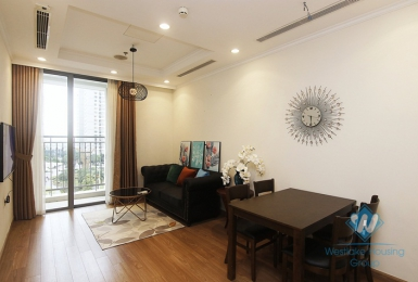 Furnished two bedrooms apartment for rent in Park Hill, Time City, Ha Noi