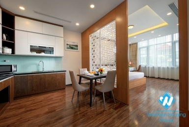 1 bedroom apartment for rent in Hoan Kiem, near Ha Noi station