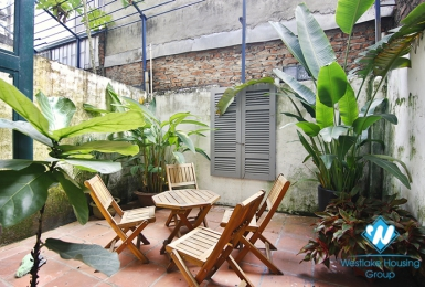 Cheap two bedroom house for rent in Ngoc Thuy, Long Bien