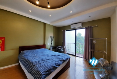 1 bedroom apartment for rent in Ngoc Thuy Long Bien.