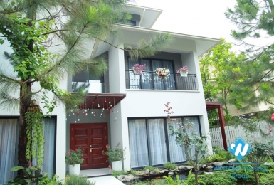 Villa for rent at Ecopark Van Giang