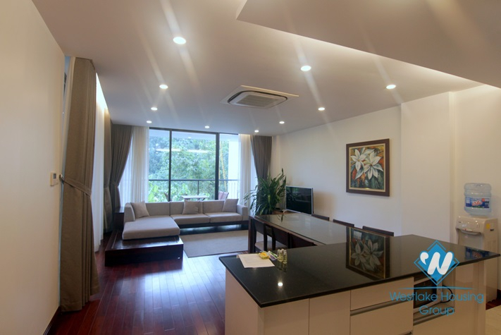 A brand new high quality 3 bedroom serviced apartment for rent in Westlake, Tay Ho, Hanoi