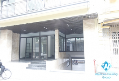 A Brand -new Large  office for lease in Yen Ninh st, Ba Dinh, Ha Noi